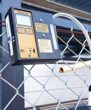Asbestos Air Monitoring